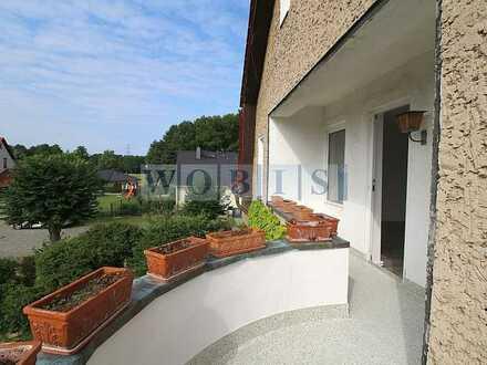 In ruhiger Lage - Etagenwohnung mit Balkon in Altlandsberg