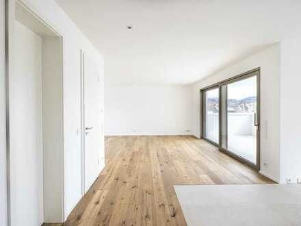 Architekten-Penthouse mit Ausblick
