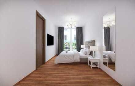 3,5-Zimmer-Südwohnung mit Loggia