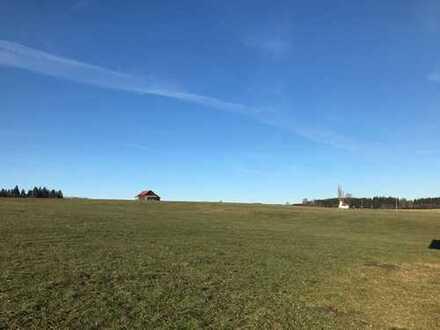 Teilfläche aus landwirtschaftlichem Grundstück in Diessen-Dettenschwang