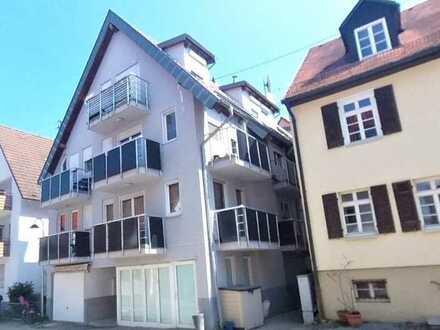Mehrfamilienhaus mit 6 Wohnungen und 1 Gewerbeeinheit in Aichtal