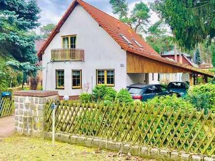 Familienfreundliches Einfamilienhaus in idyllischer Lage in Berlin Hoppegarten