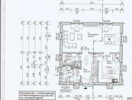 Provisionsfrei: Schönes, geräumiges Haus mit vier Zimmern in Oranienburg