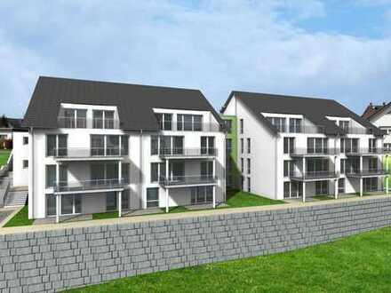 Panorama genießen - Eigentumswohnungen in Ingelfingen