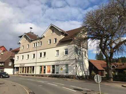 Modern sanierte 4 Zimmer Wohnung im Zentrum von Braunlage - mit - französischer Balkon