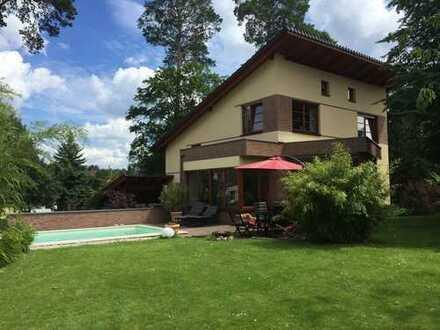 2.100 €, 220m², 7 Zimmer -ACHTUNG- nur bis zu 10 Monate teilmöbeliert zu vermieten
