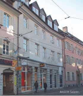 Stilvolle Büroräume mit Charme mitten in der Freiburger Altstadt gelegen !