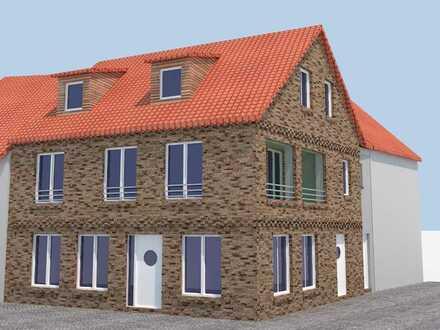 Erstbezug mit Einbauküche und Terrasse 2-Zimmer-Erdgeschosswohnung in Boizenburg/Elbe