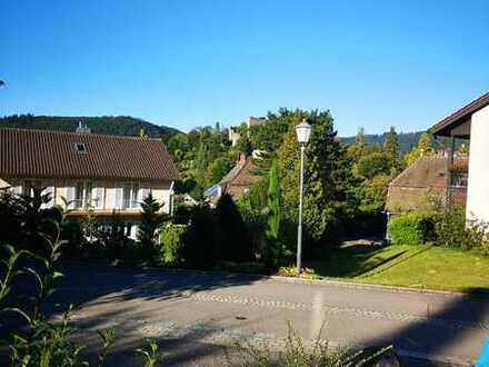 2-Zimmer-Wohnung mit Einbauküche in Badenweiler