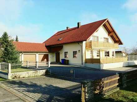 Attraktives großzügiges freistehendes Einfamilienhaus mit Garten (602m²) und Doppelgarage (47,53m²)