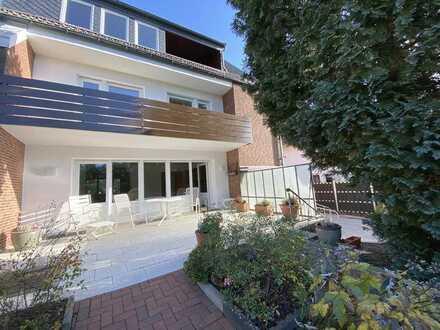 * Wohnen auf über 250 m² * Moderne Doppelhaushälfte als Mehrgenerationenhaus, nahezu barrierefrei