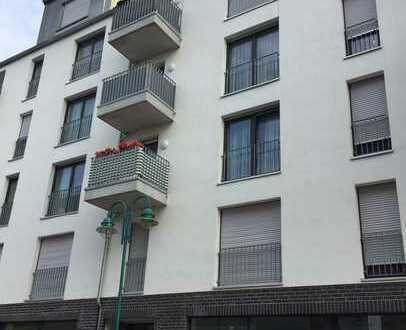 Großzügige 3,0 Zimmer Wohnung im Neubau mit Balkon, Fußbodenheizung