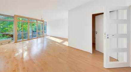 3,5 Zimmer-Wohnung in ruhiger, aber zentraler Lage von Stellingen – Eimsbüttel vor der Tür