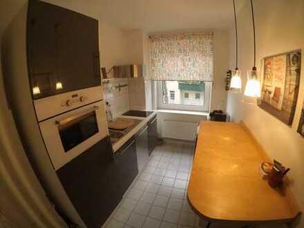 Attraktive und Moderne 2-Zimmer Wohnung Möbliert in der City