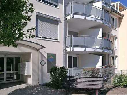 Für Senioren! Betreute Wohnanlage mit schöner Wohnung und Balkon