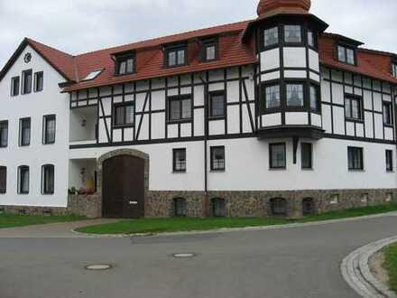 Günstige, neuwertige 2-Zimmer-Wohnung mit Balkon in Teichwitz/Gera/Weida/Greiz