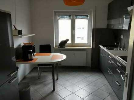 Gepflegte 3-Zimmer-Wohnung mit Balkon in Riegel am Kaiserstuhl