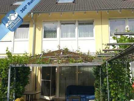 Frei werdendes Reihenmittelhaus in sehr guter Wohnlage in Nürnberg/Gebersdorf