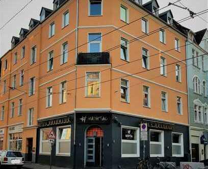 NEU 4 ZKB Wohnung mit Balkon in der Innenstadt WG geeignet