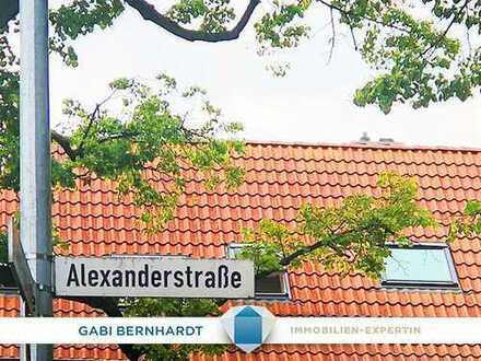 Neubauwohnung mit Einbauküche in der Alexanderstaße!