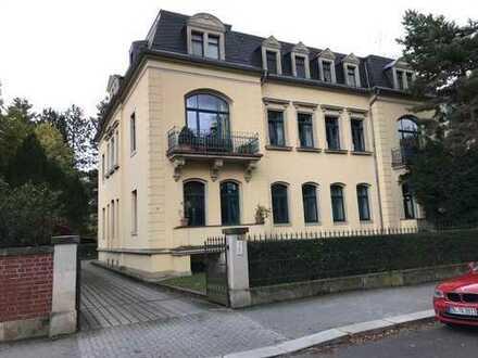 Wunderschöne 4 Raum Wohnung in Blasewitz