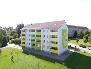 Dem Himmel entgegen! 2-Zimmerwohnung im Grünen mit Balkon!