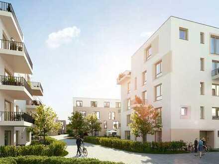 Einzug noch 2019! Moderne 2-Zi.Balkonwohnung in beliebter Wohnlage! Nur noch wenige Wohnungen frei!