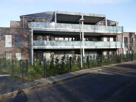 Wohnen Am Nordglacis - Hochwertige barrierefreie Neubauwohnung im Erdgeschoss