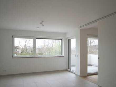 Wohnkonzept 50 + barrierefreie 2-Zi.-Wohnung mit Balkon in Ergolding - ERSTBEZUG