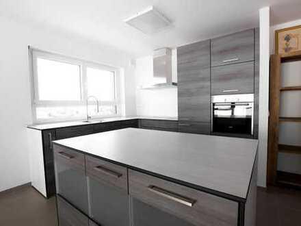 Moderne, sonnige 4-Zimmer-Wohnung im Remstal