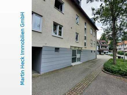 *Bieterverfahren* Renovierungsbedürftige 3 ZWG mit Balkon und TG-Stellplatz in KA-Grünwettersbach