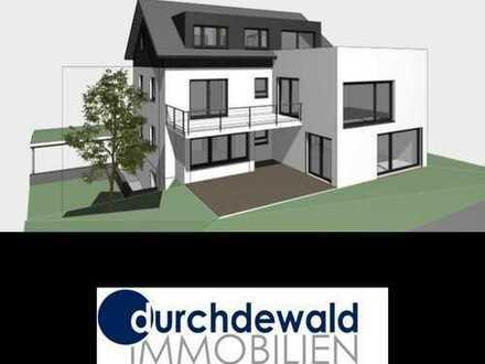 Erstbezug nach Kernsanierung: Moderne 3-Zi.-Eigentumswohnung (DG) mit großer Dachterrasse