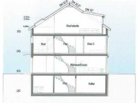 **Vorankündigung**...Projektierte Doppelhaushälfte in ruhiger Wohnsiedlung