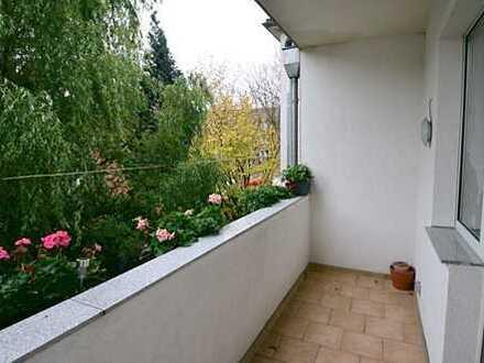 Gepflegtes Appartement mit Balkon