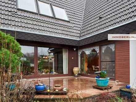 IMMOBERLIN: Familienfreundliche Lage - Komfortables Haus mit ruhigem Südwestgarten