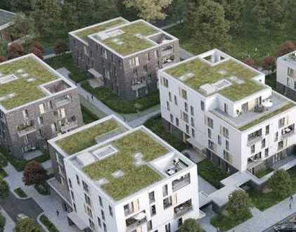 Erstbezug mit Balkon: stilvolle 4-Zimmer-Wohnung in Langenhagen