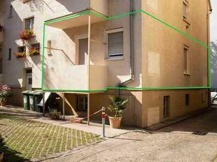 Bürofläche mit Potential zu Wohnraum