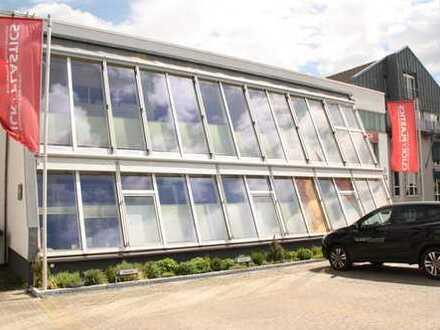 Repräsentatives lichtdurchflutetes Büro in bester Gewerbelage Bensheim