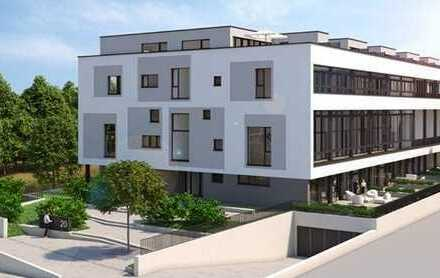 Erstbezug, 1Zi.Wohnung 41m2, Terasse, EBK, TG Stellplatz, Parkett, 615€KM, langfristig zu vermieten