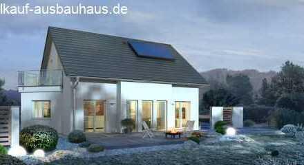Freiheit statt Miete! Modernes Einfamilienhaus in bester Lage, malerfertig, inkl. Grundstück, Archit