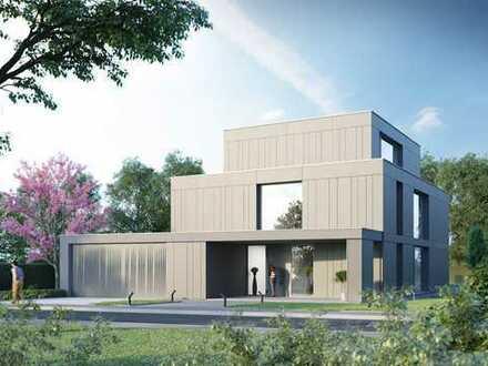 Nymphenburg! Exklusives Grundstück für eine Bauhaus-Villa in Perfekter-Wohnlage