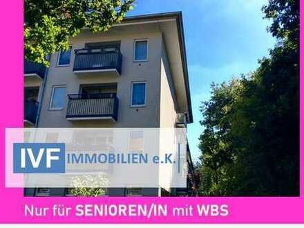 Rollstuhlfreundliche Wohnung für Senioren - Waldstadt I.