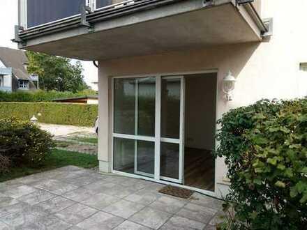Den Plauer See vor der Tür: Erdgeschosswohnung mit Terrasse.....