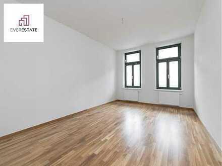 Provisionsfrei und frisch renoviert: Gut geschnittene 3-Zimmer-Wohnung in Reudnitz