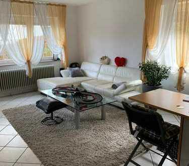 Modernisierte 2-Zimmer-Wohnung mit Balkon und Einbauküche in Gäurandsteige, Nagold