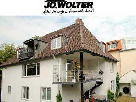 Walllage: 3-Zimmer, Balkon und Garten!