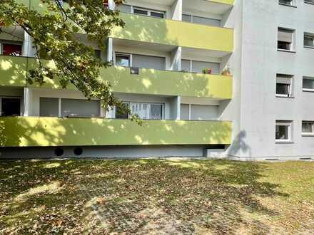 Praktisches Apartment mit Balkon in zentraler Wohnlage!
