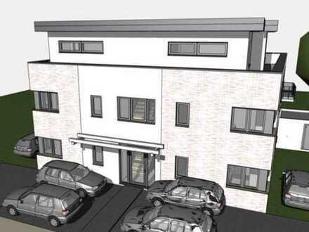 Erstbezug einer schönen 3-Zimmer-Erdgeschosswohnung mit Garten oder 1.OG mit Balkon (88qm) Bocholt