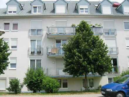 Vermietete 1 ZKB Wohnung in MA-Niederfeld