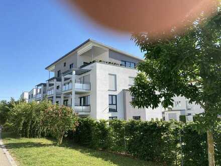 Exklusive, gepflegte 2,5-Zimmer-Wohnung mit Balkon und Einbauküche in 71139 Ehningen